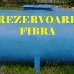 Rezervor fibra sticla 2000 l orizontal