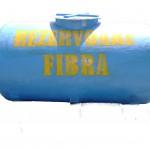 Rezervor fibra sticla orizontal 2000 L